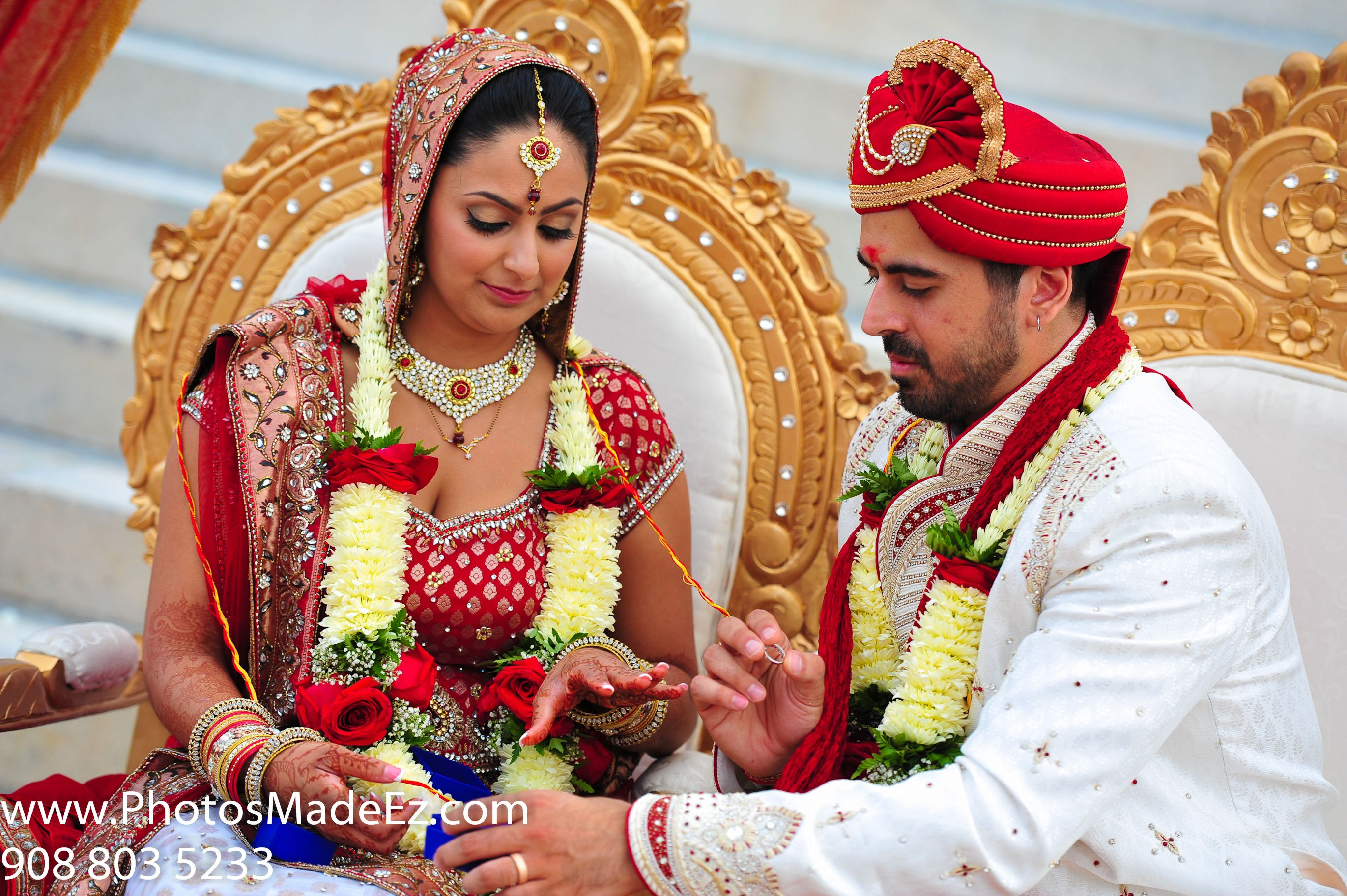Shefali and Vijay's Gujarati Wedding in Please Touch