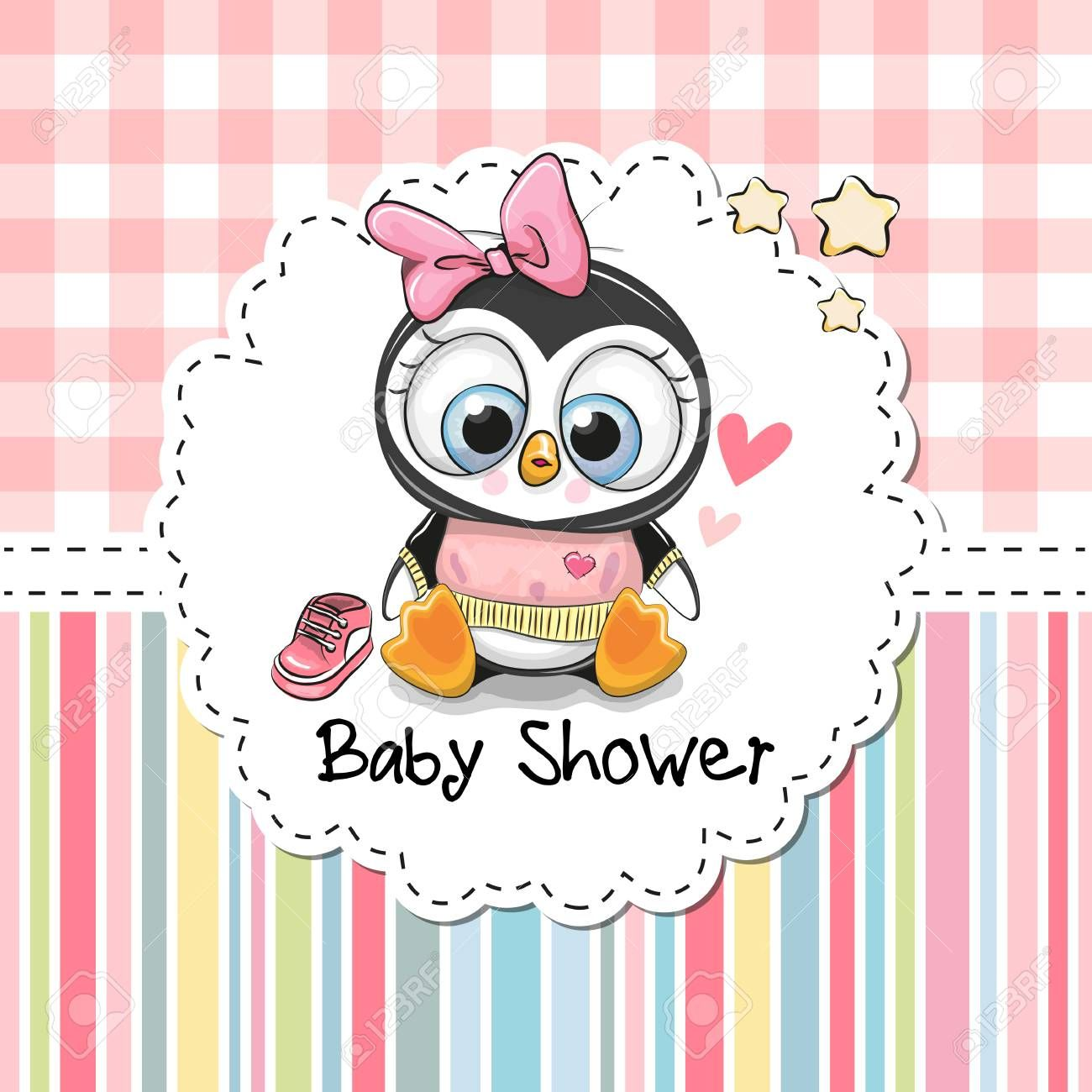 Stock Vector Baby shower greetings, Baby shower greeting