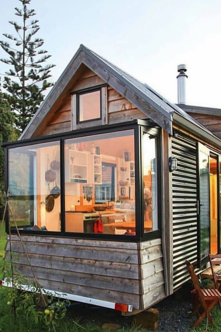 45 Genius Ideas For Your Tiny House Project House Topics Tiny House Rustic Building A Tiny House Tiny House