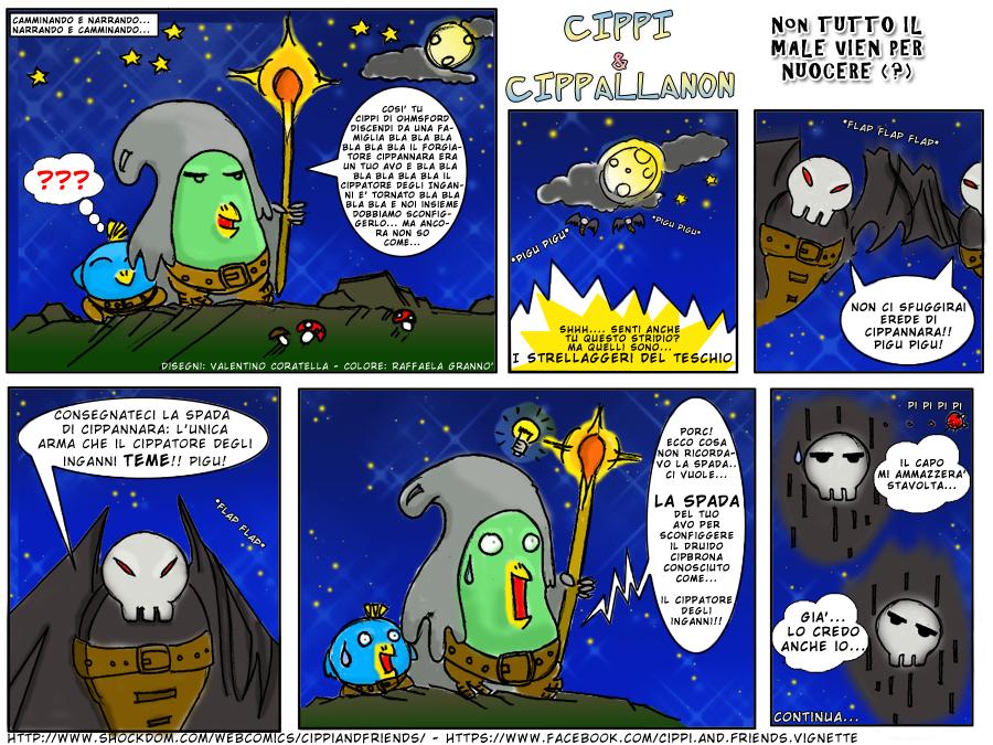 Secondo Episodio di Tales of Cippannara