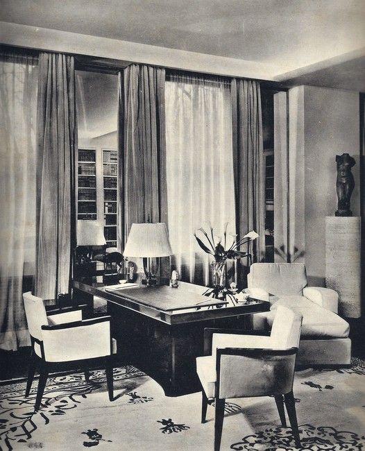Art Deco Interior Designs And Furniture Ideas: Art Deco Project In 2019
