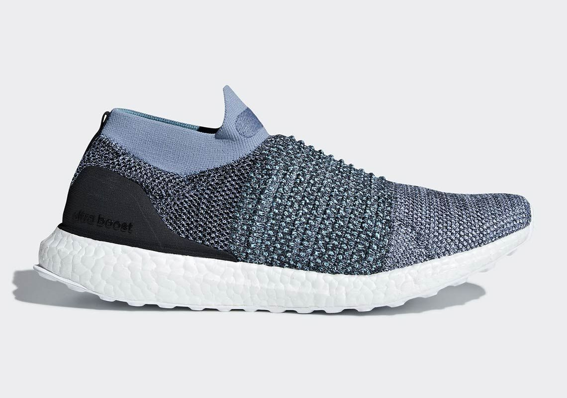 014a5f9c700f7 Parley x adidas Ultra Boost Laceless CM8271 Release Date