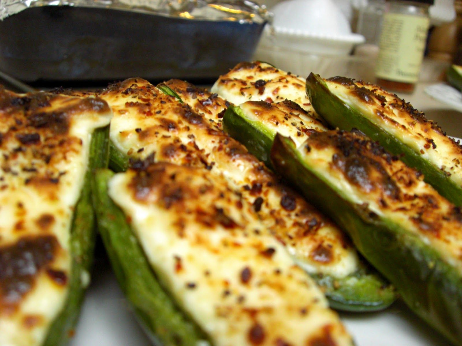 stuffed jalapenos with cream cheese