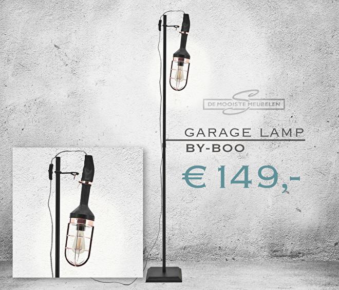 Deze Garage Lamp van By-Boo heeft een moderne look & retro ...