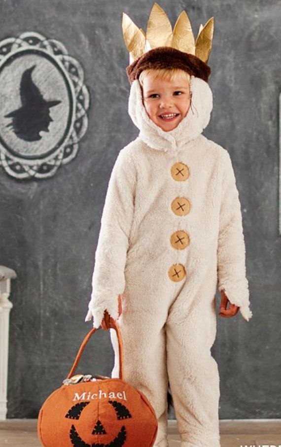 halloween parties max from where the wild things are costume golden by sewlfulthings - Wild Halloween Party