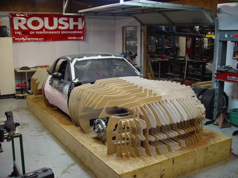 Homemade Fiberglass Car Body You Need To Enable Javascript