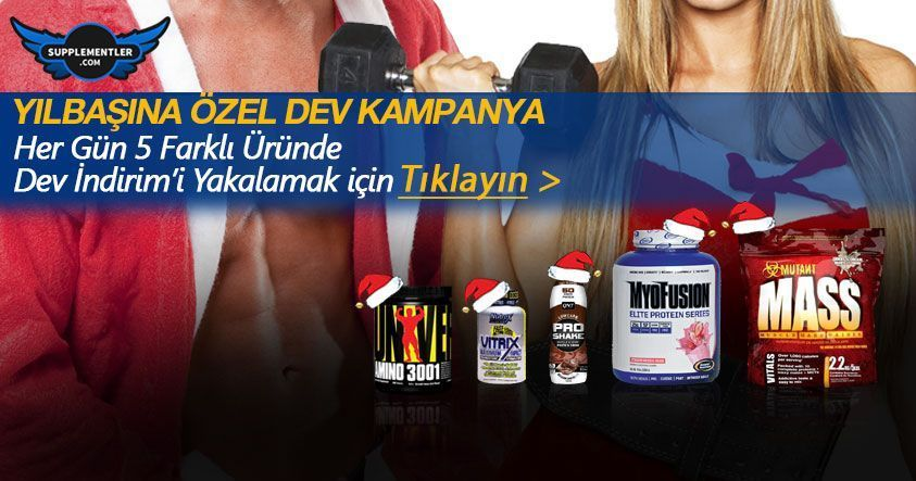 #supplementlercomda #ndirimlerden #supplement #kampanyamz #nutrition #yilbaina #fitness #mutant #ylb...