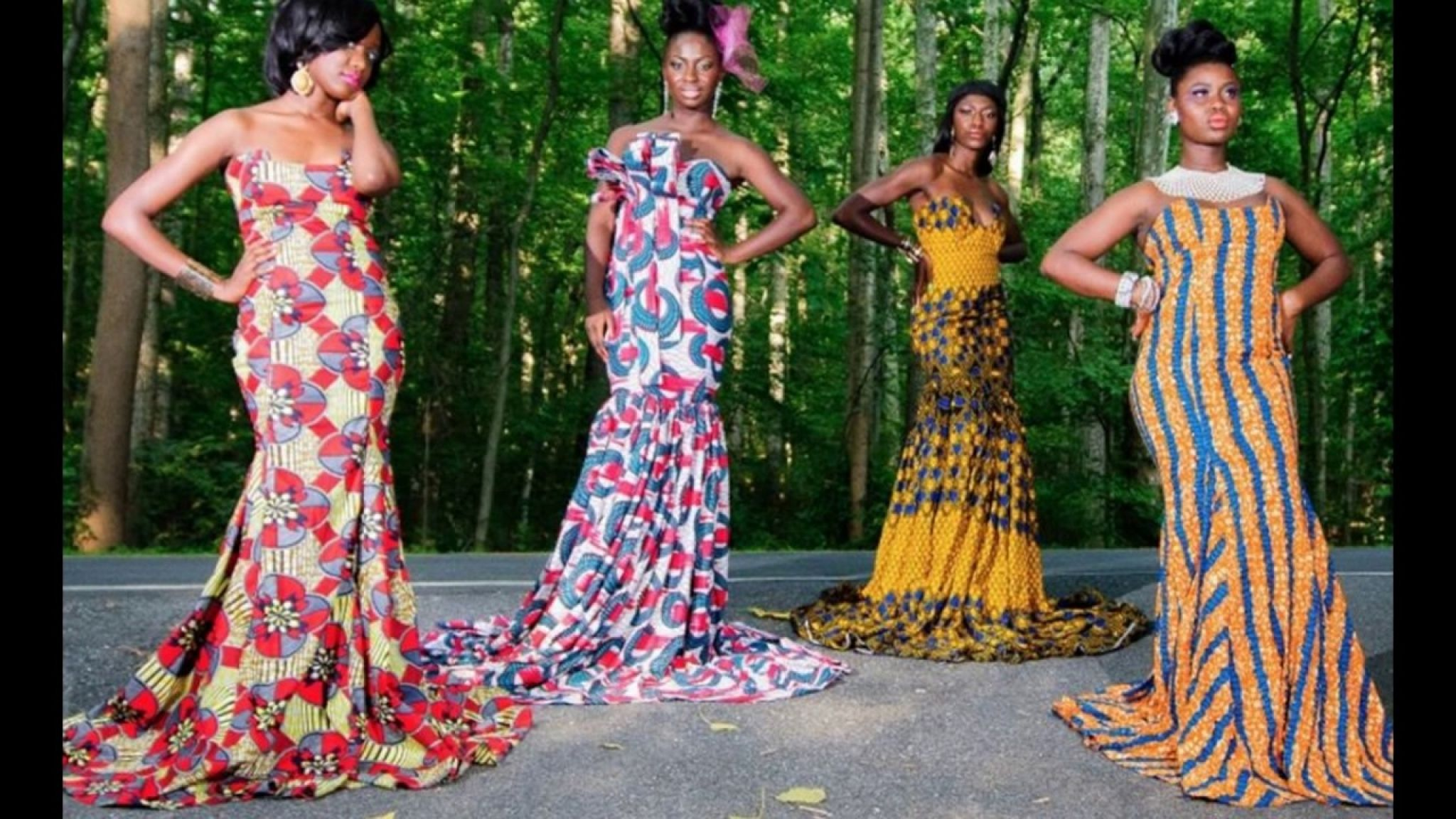 african dress styles for weddings - wedding dresses for the mature ...