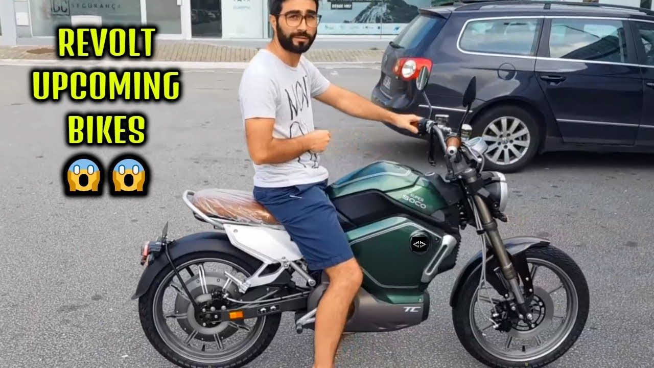 Revolt Upcoming Electric Bikes Revolt Rv 400 300 Review