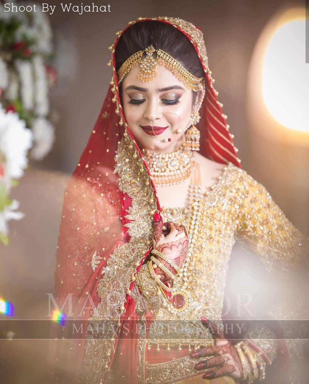 sarah razi on her barat | maha's photography in 2019