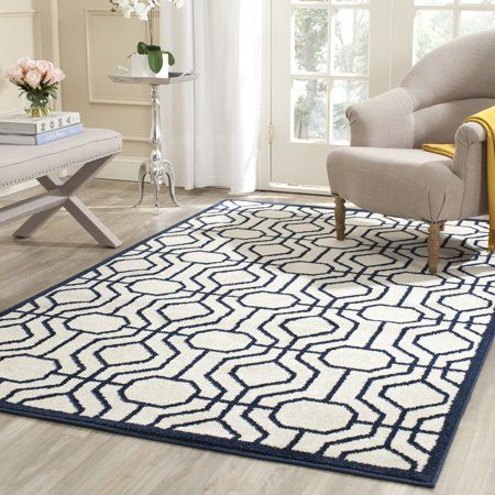 Safavieh Amherst Vivian Geometric Area Rug or Runner - Walmart.com