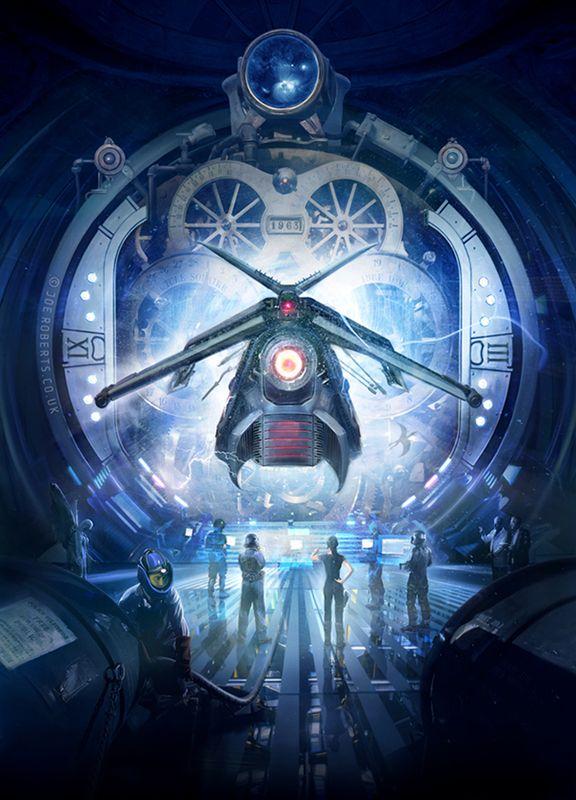 Time Machine by *Joe-Roberts on deviantART | Time travel ...