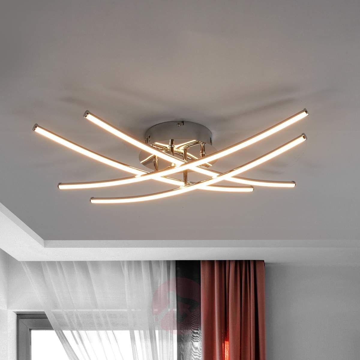 Yael Lampa Sufitowa Led Do Kuchni I Salonu Lampy