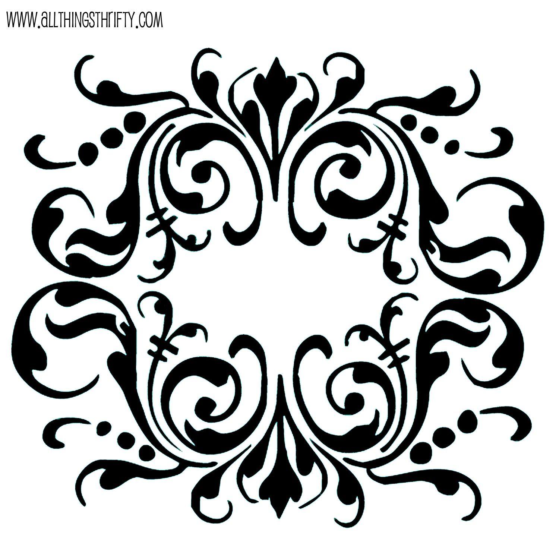 Stencil patterns just for you!   BJ stencil   Pinterest   Stencil ...