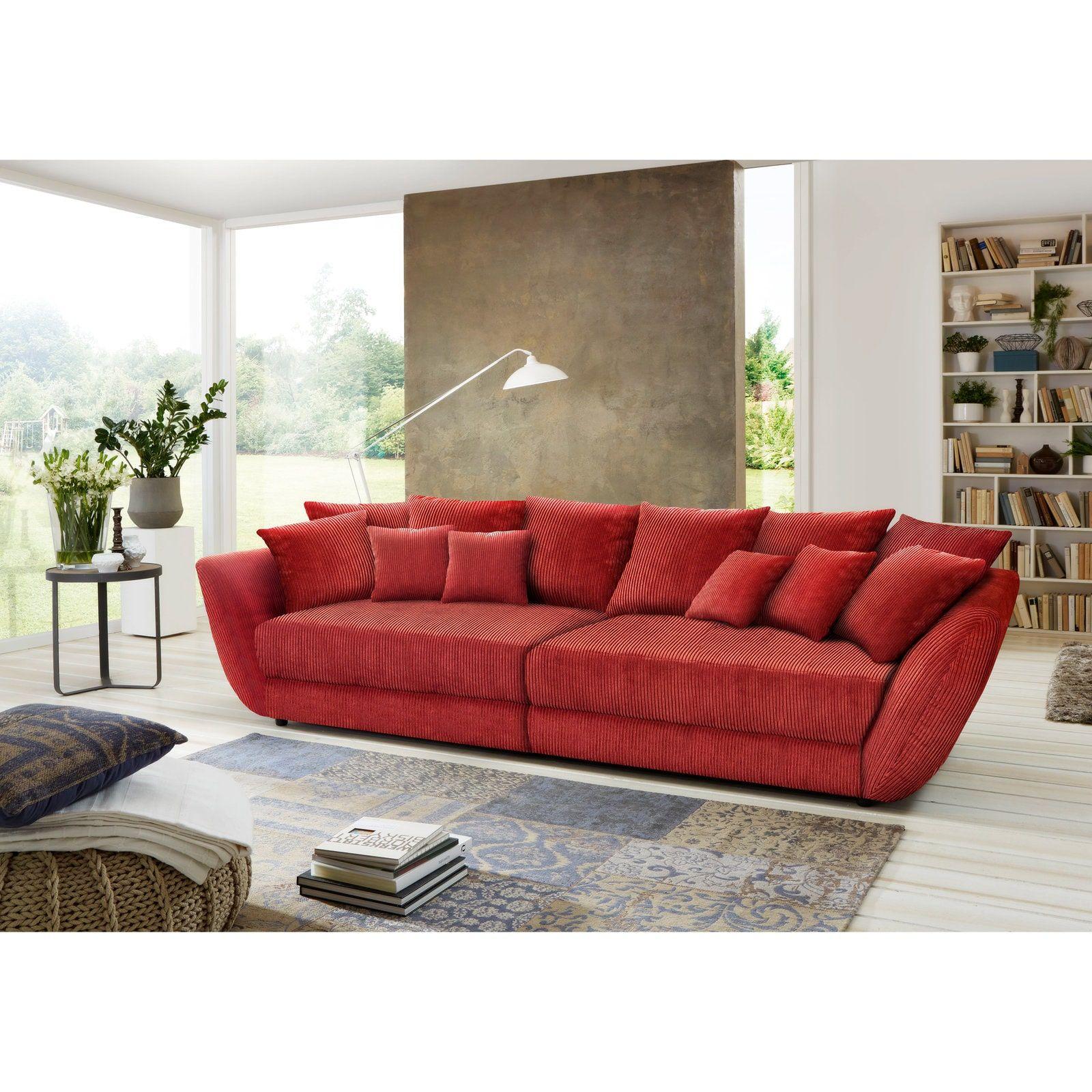Dieses Fabelhafte Big Sofa Ist Eine Echte Wohlfuhloase Und Bietet