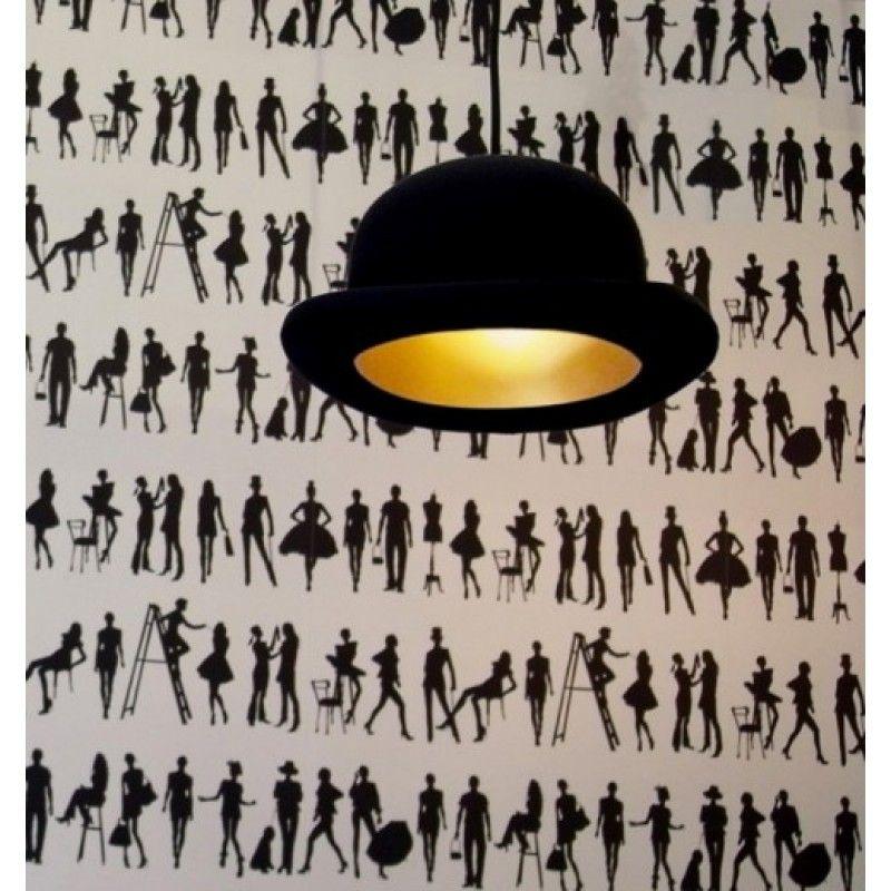 Buy innermost jeeves bowler hat pendant light shade art buy innermost jeeves bowler hat pendant light shade aloadofball Choice Image