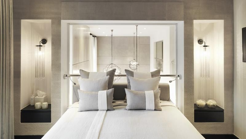 Interior design trends 2016 from kelly hoppen kelly for Trendy bedrooms 2016