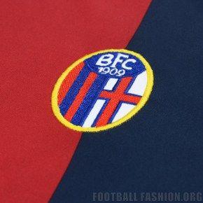 Bologna FC 2015/16 Macron Home and Away Kits | FOOTBALL FASHION.ORG