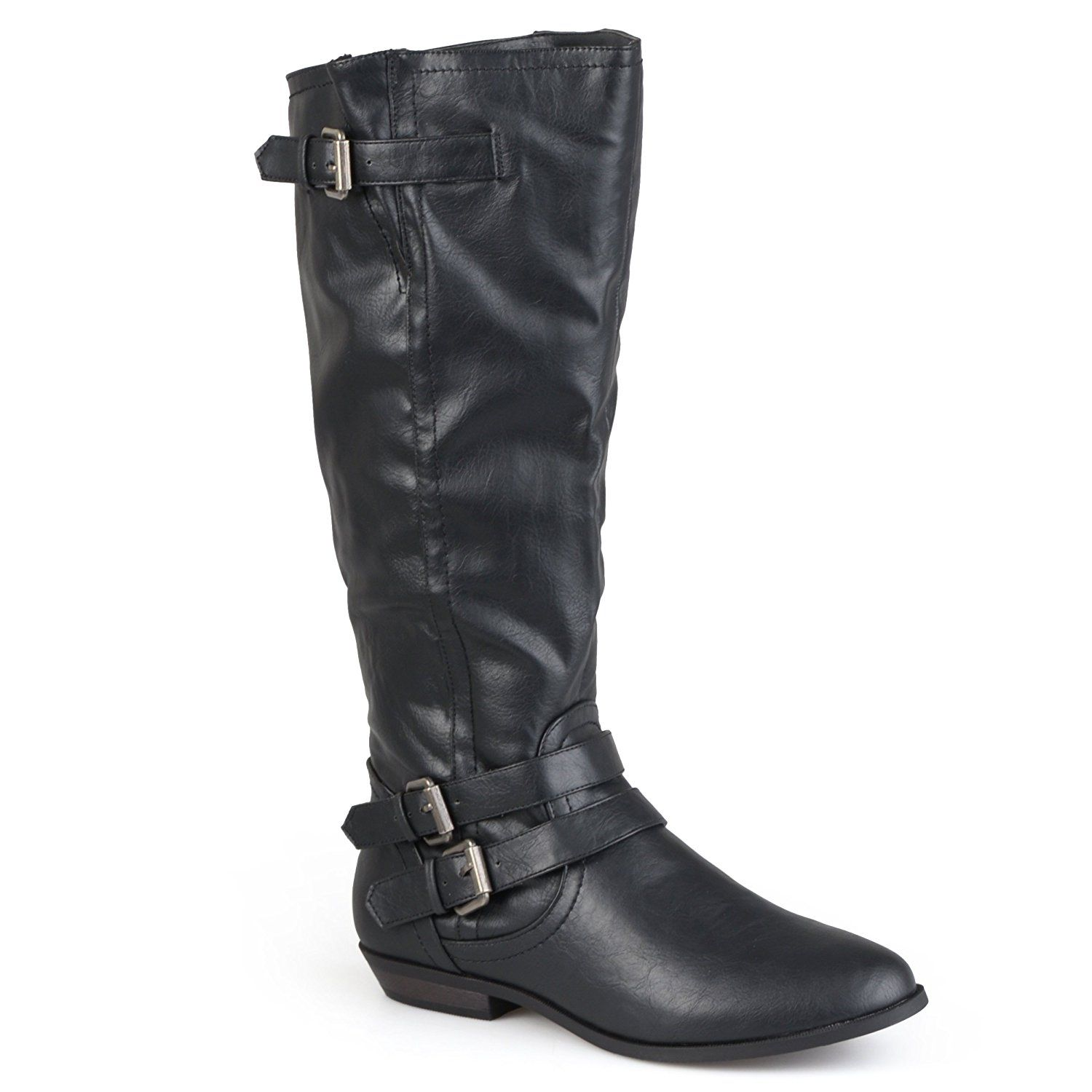 e93e0a49616 Madden Girl by Steve Madden Womens Buckle Detail Boots   This is an Amazon  Affiliate link