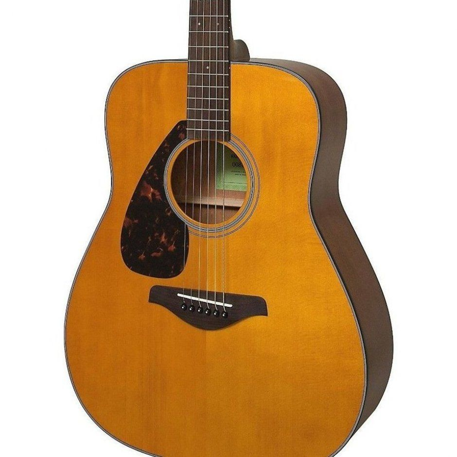 Yamaha Fg800 Folk Acoustic Guitar Vintage Tint In 2020 Guitar Yamaha Fg800 Acoustic Guitar