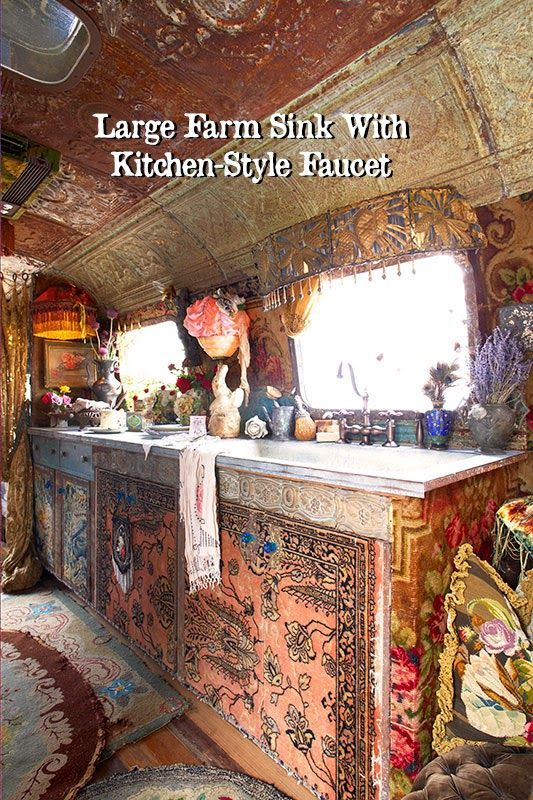 Bohemian Valhalla Magnolia Pearl Airstream For Sale S