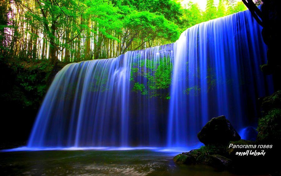 My Quest To The Fountain Of Youth Waterfall Wallpaper Moving Wallpapers Water Live Wallpaper Free download waterfall gif wallpaper