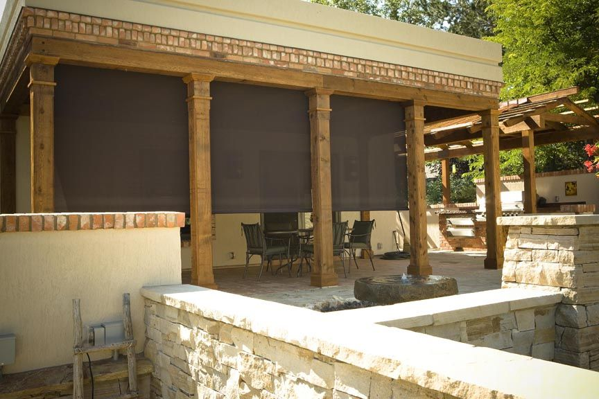 Sun Control Screens And Insolroll Shades   Broadview Screen