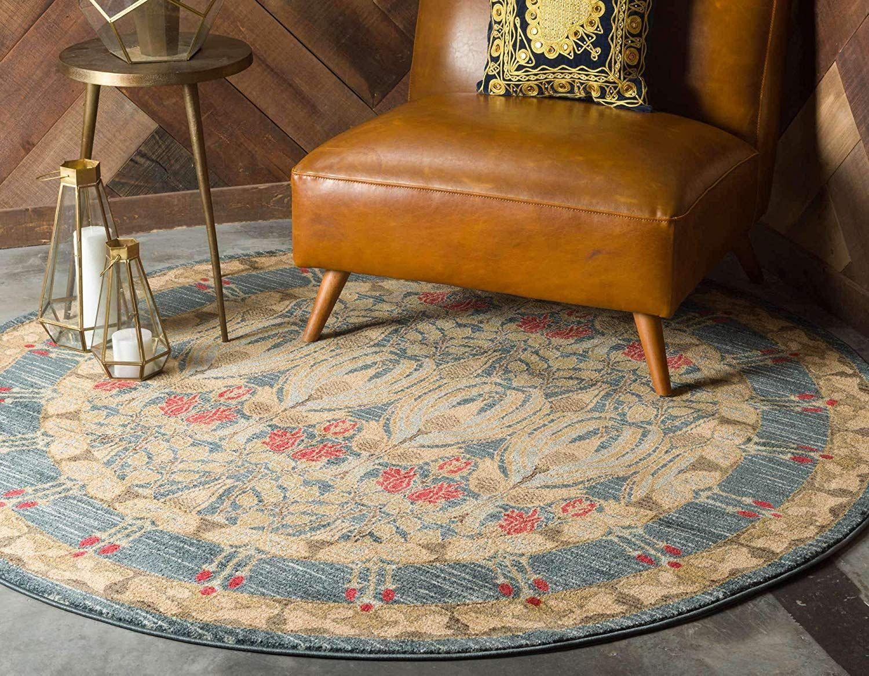 Unique Loom Edinburgh Collection Oriental Traditional