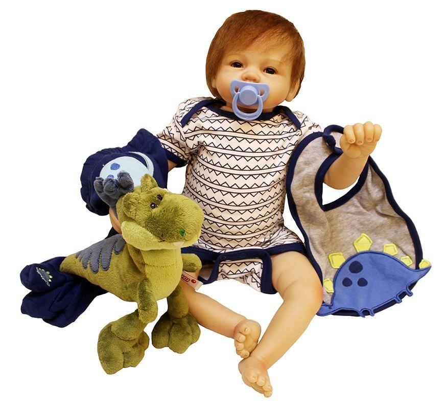 Pursue 22 55 Cm Cloth Body Silicone Reborn Dolls For Sale Newborn