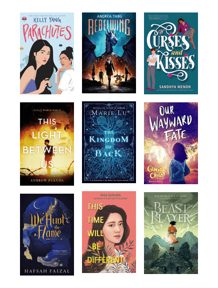Pin On Ownvoices Ya Lit