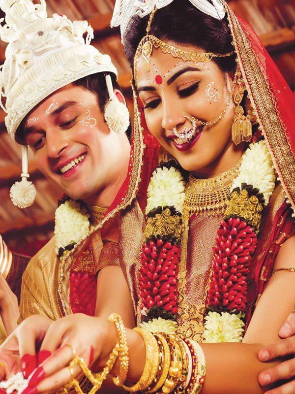 Bengali Brahmin Jewellery | Bengali Brahmin Bridal Jewellery ...