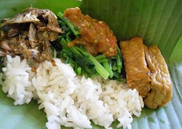 Resep Sego Tempong Oleh Elvira Agustina Resep Makanan Resep Masakan Masakan