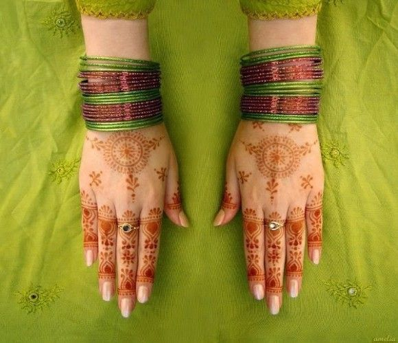 South Indian Bridal Mehndi Designs For Hands #BridalMehndi #SouthIndianbridalmehndiDesigns