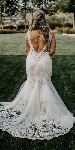 33 Plus-Size Wedding Dresses: A Jaw-Dropping Guide | Wedding Forward 2