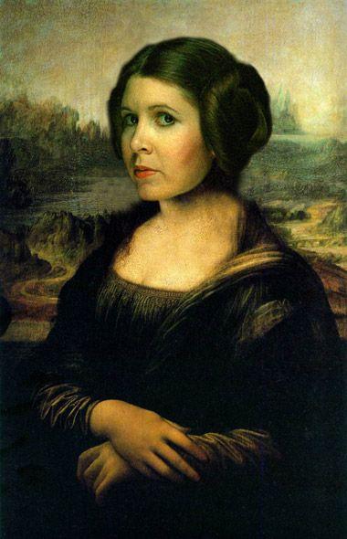 Mona Leia #star wars