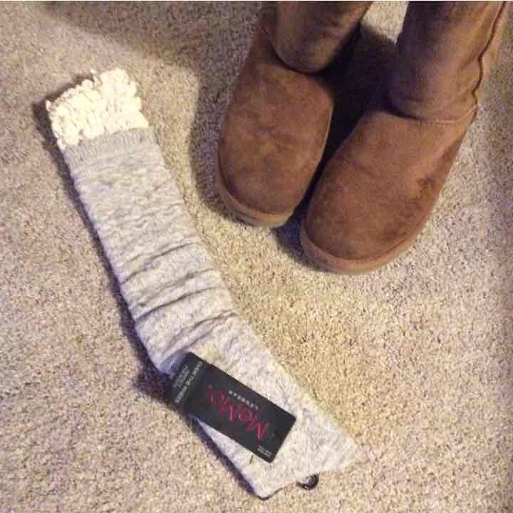 MeMoi Tall Socks NWT - Mercari: Anyone can buy & sell