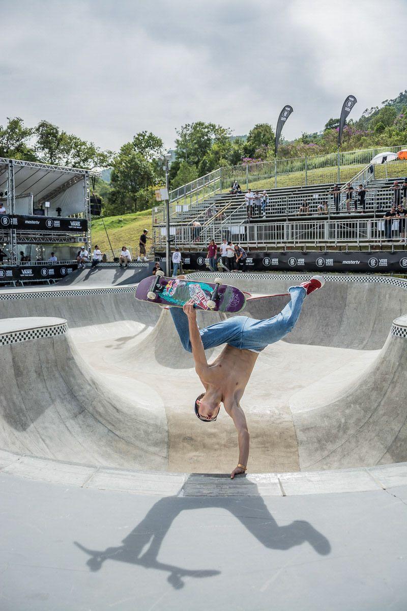Cobertura fotográfica da etapa brasileira do Vans Park Series que aconteceu no Santo Bowl em Serra Negra-SP