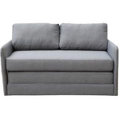 Reversible Sleeper Loveseat Upholstery Gray Sears Loveseat