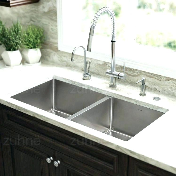 Large Deep Kitchen Sink Deep Kitchen Sink Inch Deep Double Bowl Gauge Stainless Steel Modern Kitchen Si Kitchen Remodel Kitchen Design Farmhouse Sink Kitchen