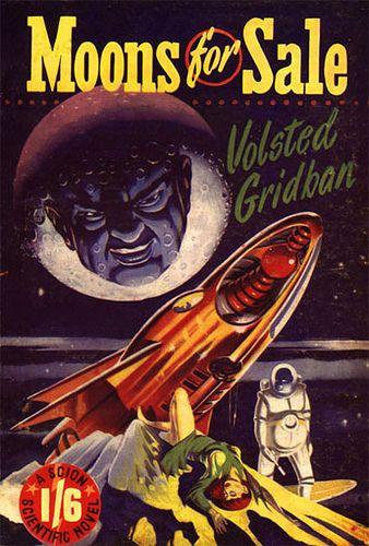 Fantasy Book Cover Art For Sale : Moons for sale rocket power pinterest