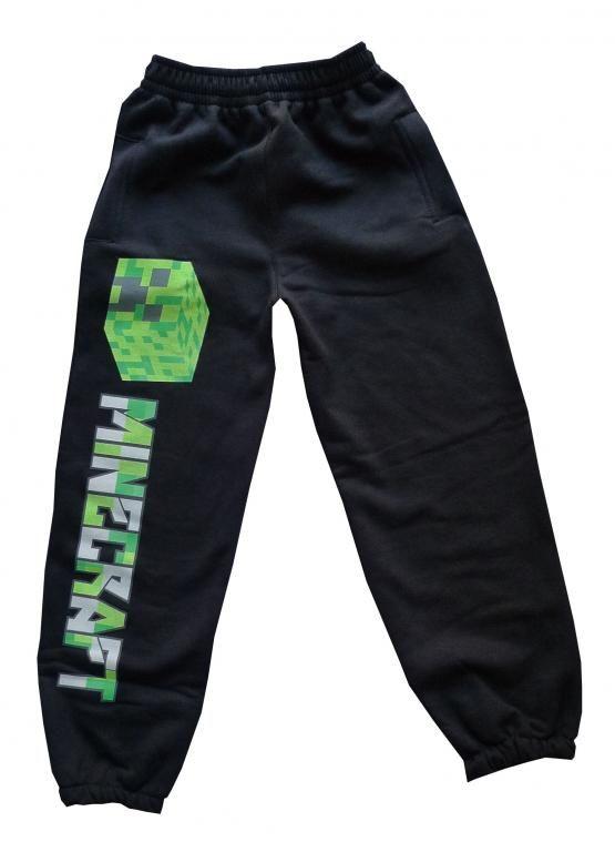 Spodnie Dla Gracza Minecraft Wiosna 134 Polska Sweatpants Pants Fashion