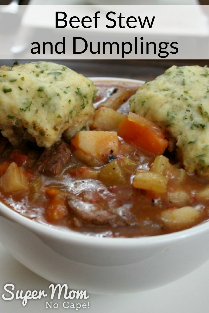 Beef Stew And Dumplings Recipe Stew And Dumplings Beef Stew With Dumplings Homemade Beef Stew
