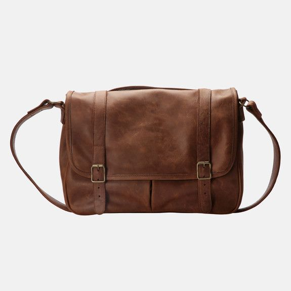 Forever Leather - Authentic Unisex Leather Bags