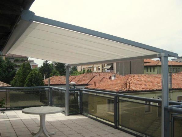 Retractable Eureka Awning With Posts Pergola Shade Pergola Canopy Diy Retractable Pergola