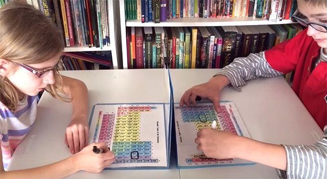 Juego aprender quimica tabla periodica 03 manualidades infantiles juego aprender quimica tabla periodica 03 urtaz Choice Image