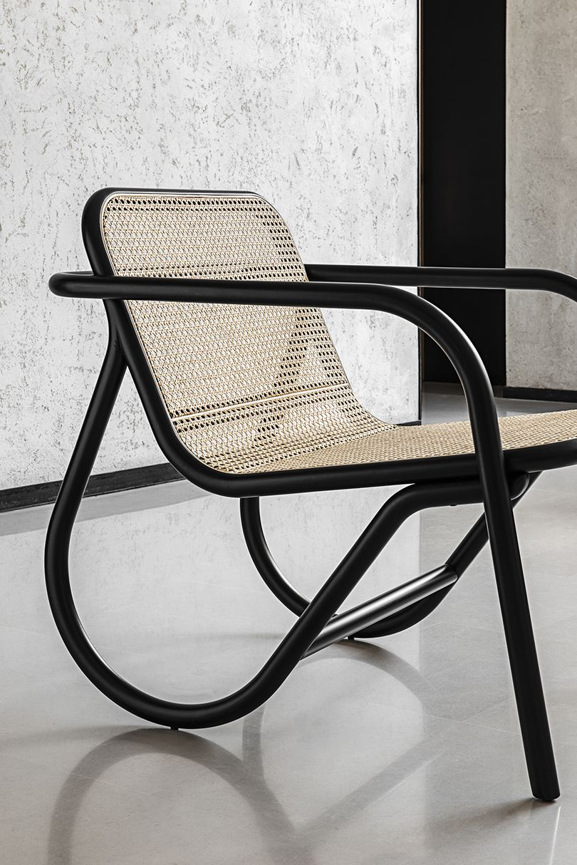 New Life is Once Again Breathed Into the N.200 Lounge Chair - Design Milk