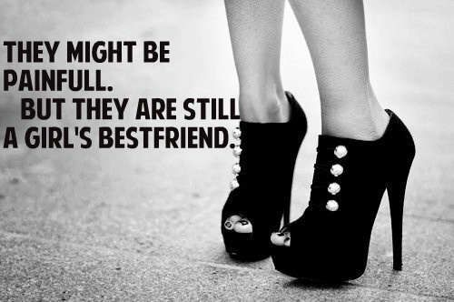 fashion, quotes, sayings, shoes, high heels | Favimages.net
