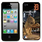 Detroit Tigers Comerica Park Stadium iPhone 4 Case - Black.  Just wish they made some of these cases for Droids.