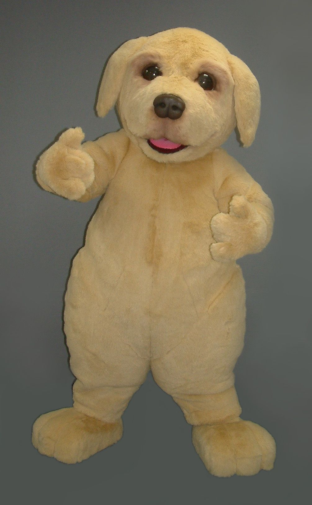 Andrex Puppy Dog Mascot Costume With Images Mascot Dog