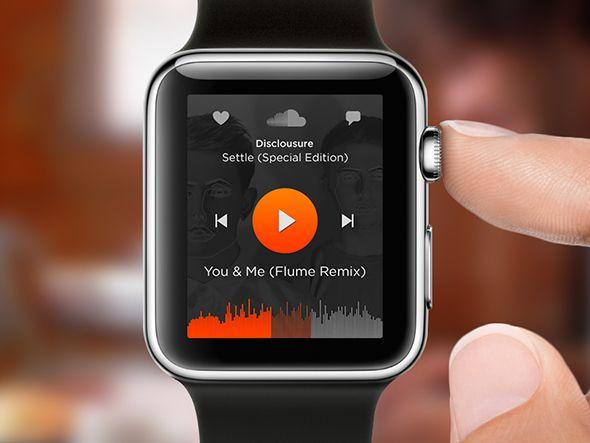 SoundCloud para Apple Watch Llega a la App Store Apple